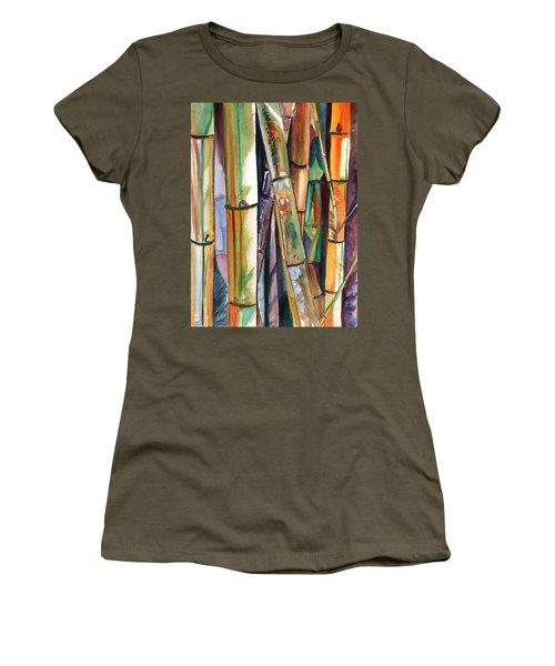 Bamboo Garden Women's T-Shirt