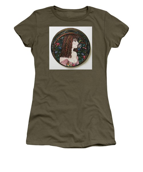 Barbra's Garden Women's T-Shirt
