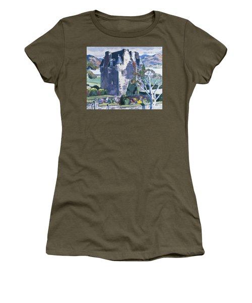 Barcaldine Castle Women's T-Shirt