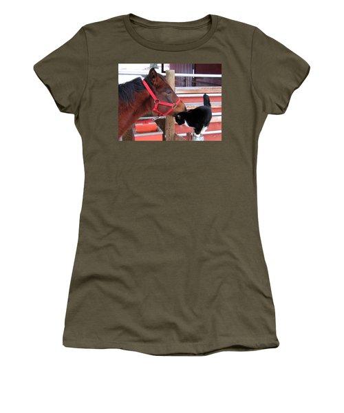 Barn Buddies Women's T-Shirt