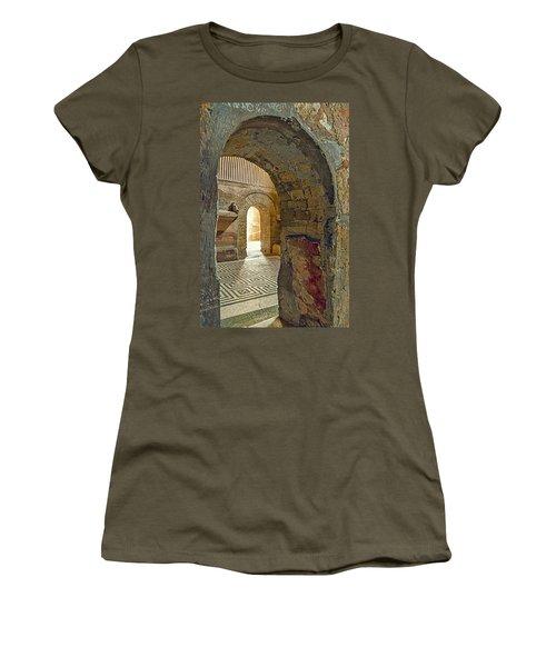 Bath House Women's T-Shirt (Athletic Fit)