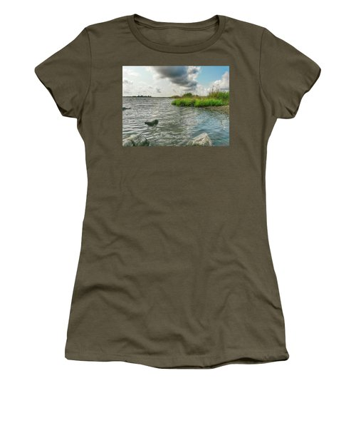 Bayou Sale Fishing Hole Women's T-Shirt