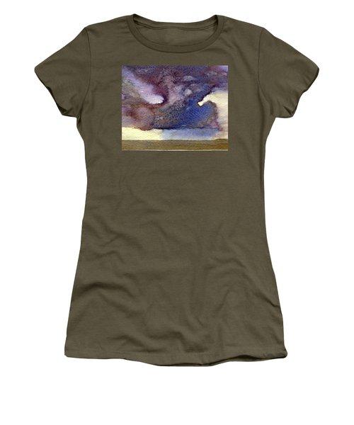 Beach Storm Cloud Women's T-Shirt