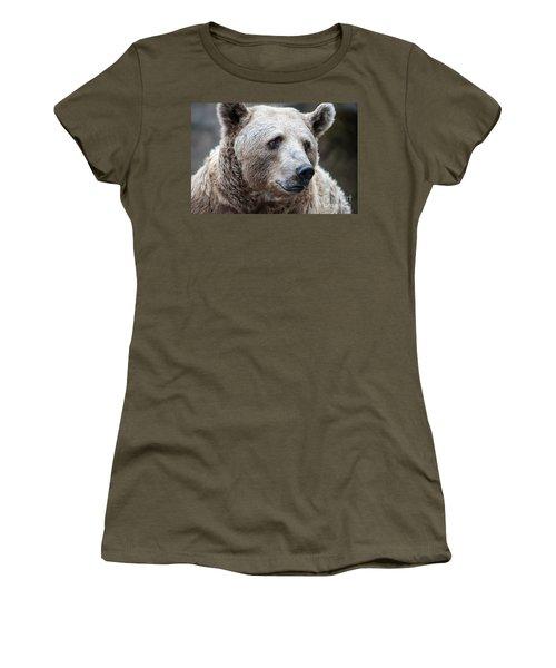 Bear Necessities Women's T-Shirt (Athletic Fit)