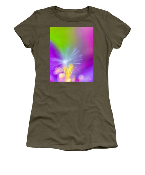 Beautiful Blur Women's T-Shirt (Athletic Fit)