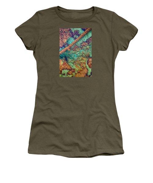 Beautiful Rebar Hot Springs Women's T-Shirt