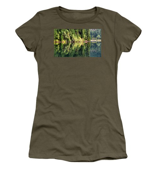 Beautiful Water Women's T-Shirt (Athletic Fit)