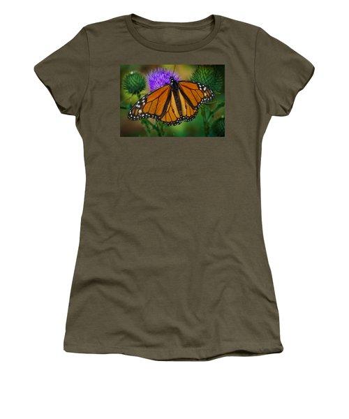 Beautifully Aged Women's T-Shirt (Junior Cut) by Cheryl Baxter