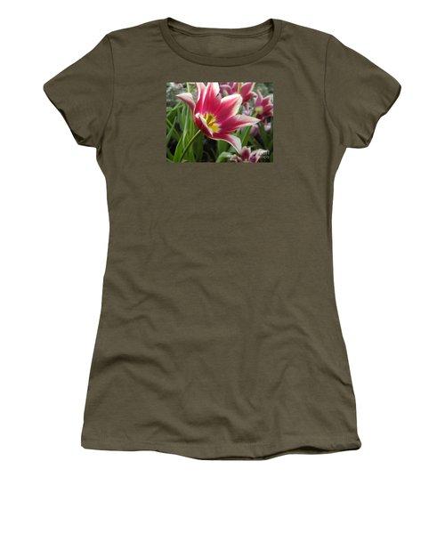 Beauty Within Women's T-Shirt (Junior Cut) by Lingfai Leung