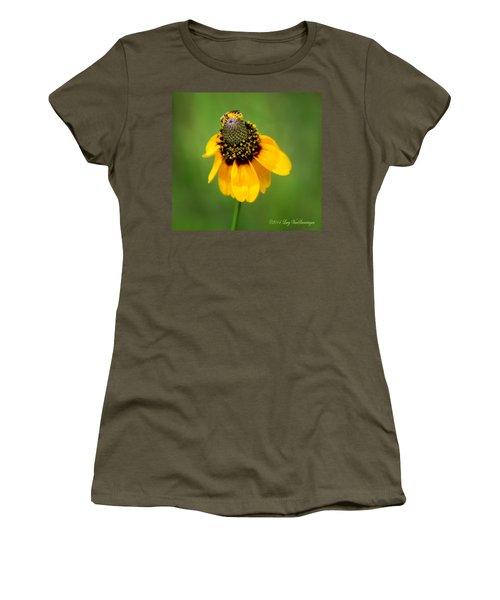Bee My Coneflower Women's T-Shirt