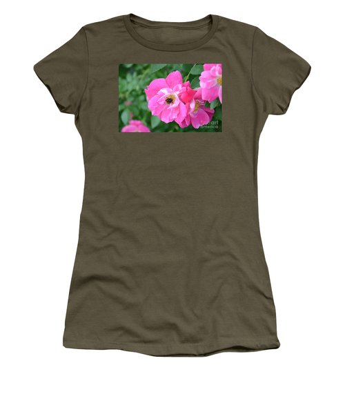 Bee Rosy Women's T-Shirt
