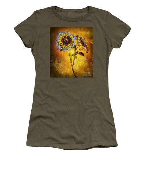Bees To Honey Women's T-Shirt