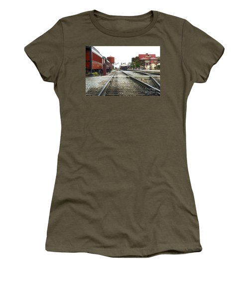 Before The First Passengers Women's T-Shirt