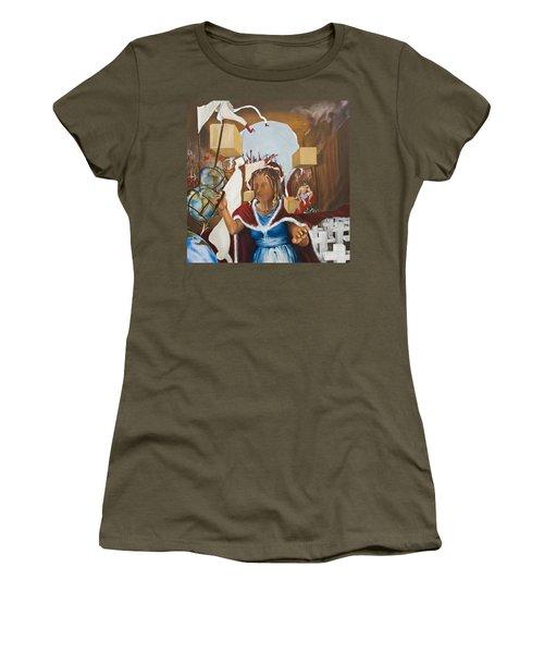 Bellona Goddess Of War Sister Of Mars Women's T-Shirt