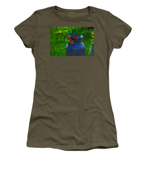 Women's T-Shirt (Junior Cut) featuring the photograph Bells by Rowana Ray