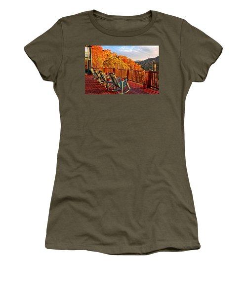 Best View In Town  Women's T-Shirt