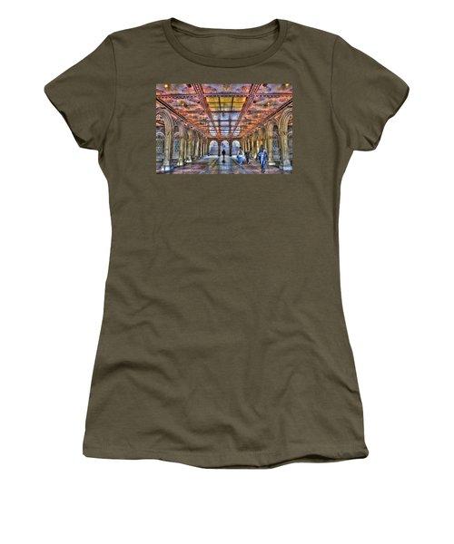 Bethesda Terrace Lower Passage Women's T-Shirt