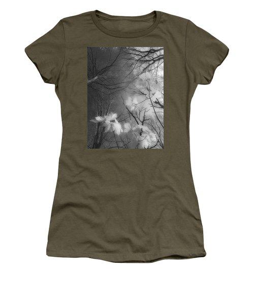 Between Black And White-02 Women's T-Shirt