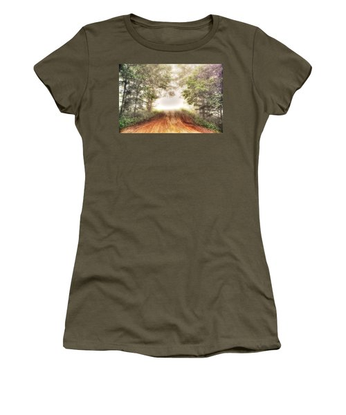 Beyond Women's T-Shirt (Junior Cut) by Dan Stone