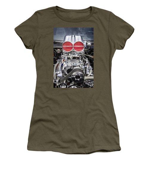 Big Big Block V8 Motor Women's T-Shirt