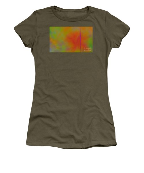 Bird Of Paradise Women's T-Shirt (Junior Cut) by Anita Lewis