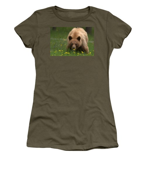 Black Bear Women's T-Shirt