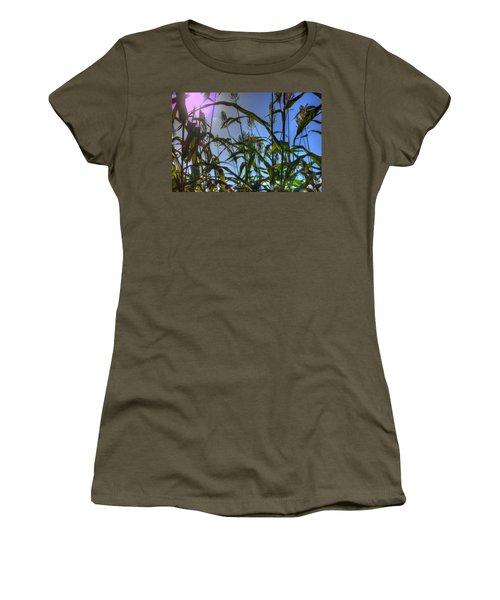 Blazing Rays Women's T-Shirt