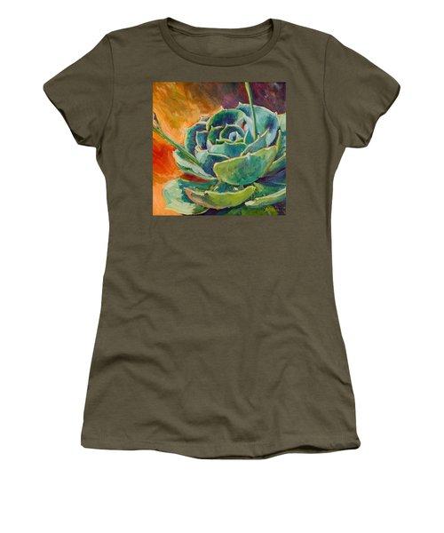 Blooming Hen Women's T-Shirt
