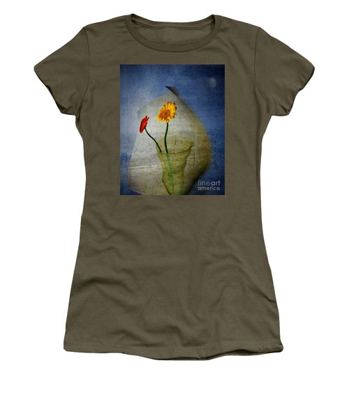 Blowing In The Wind Women's T-Shirt