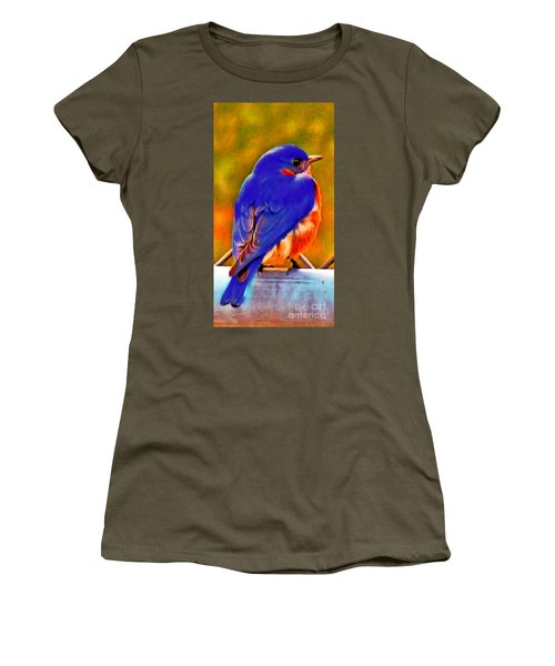 Blue Beauty 2013 Women's T-Shirt