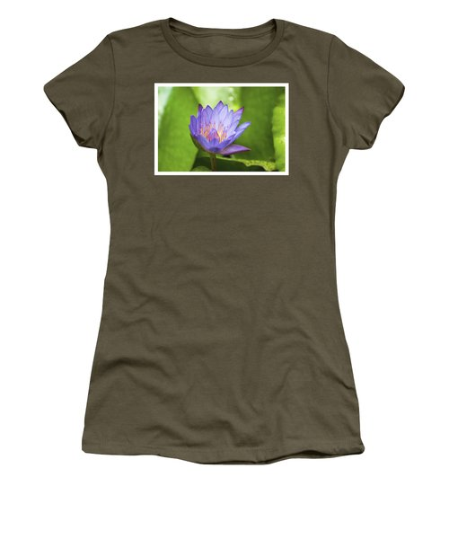 Blue Lotus Women's T-Shirt