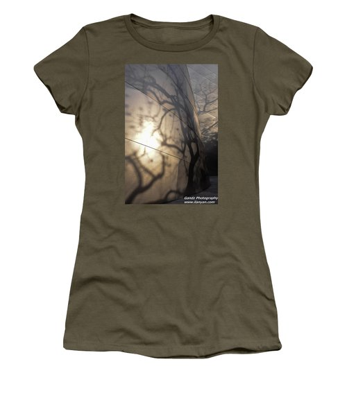 Blue Ribbon Garden 2 Women's T-Shirt