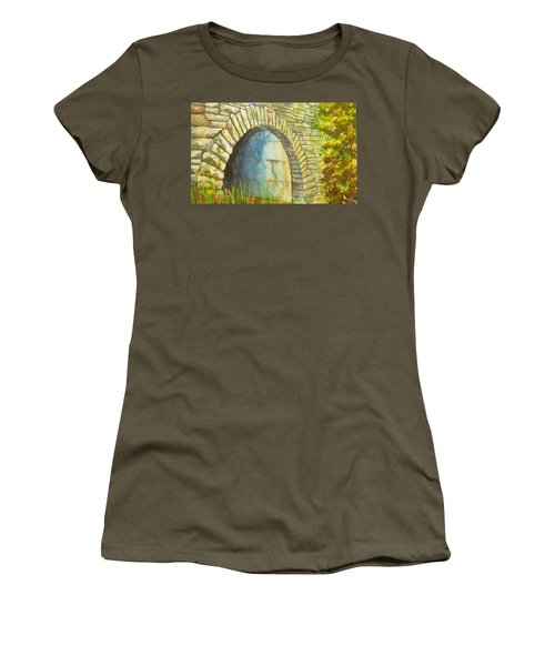 Blue Ridge Tunnel Women's T-Shirt