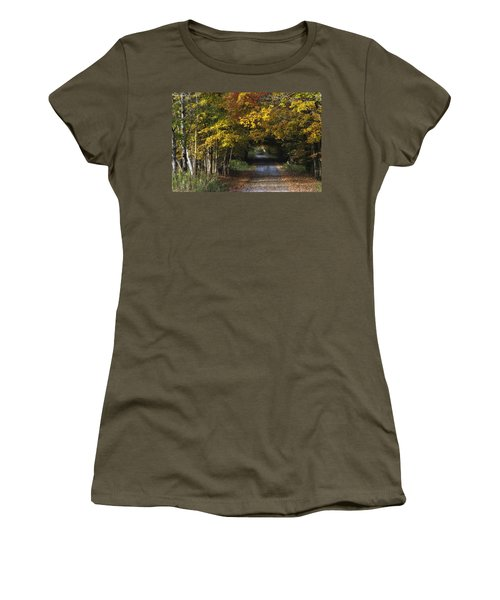 Bradford County Fall 2013 Women's T-Shirt