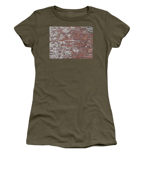 Bricks Women's T-Shirt (Athletic Fit)