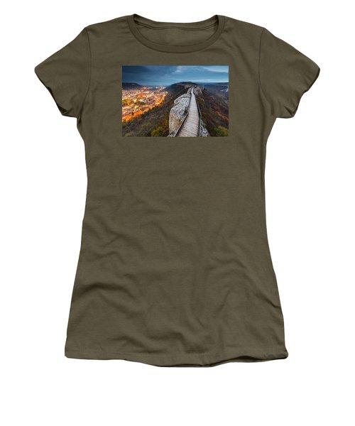 Bridge Between Epochs Women's T-Shirt