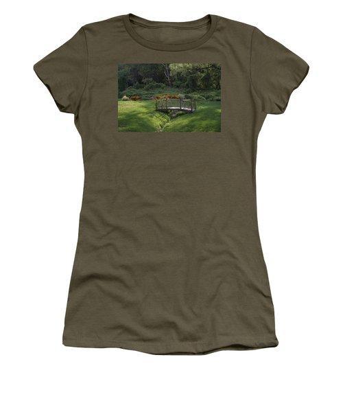 Bridge To Tranquility  Women's T-Shirt