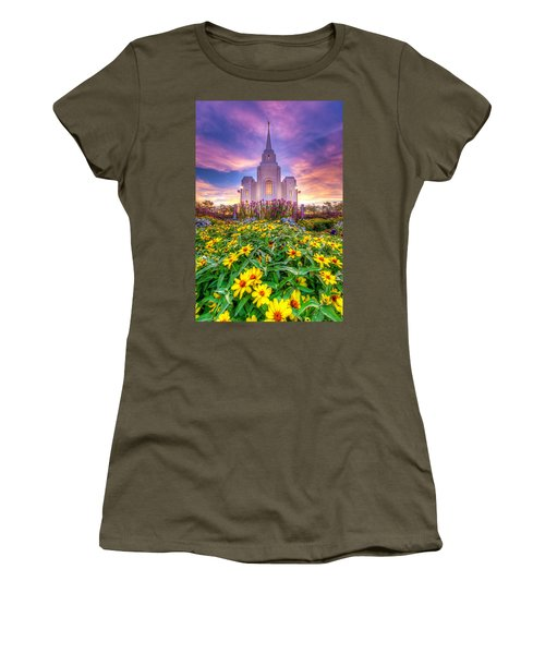 Brigham City Temple Women's T-Shirt