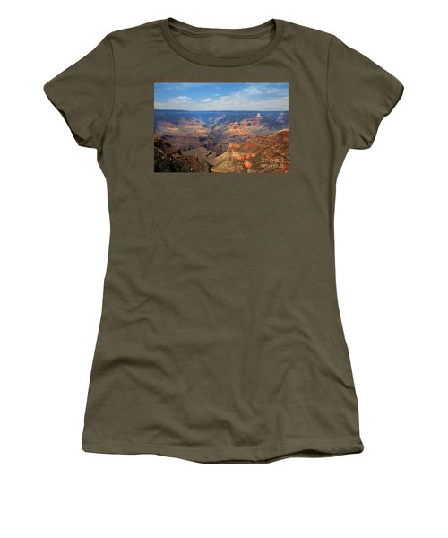 Bright Angel Trail Grand Canyon National Park Women's T-Shirt