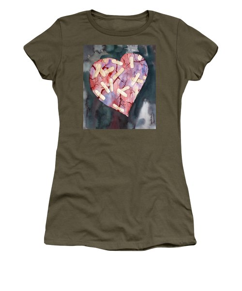 Broken Heart Women's T-Shirt