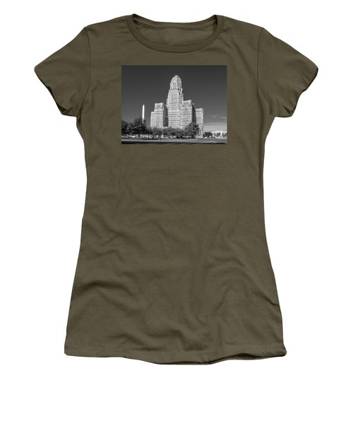 Buffalo City Hall 0519b Women's T-Shirt