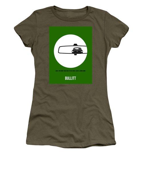 Bullitt Poster 2 Women's T-Shirt