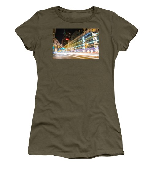 Burberry Zoom Women's T-Shirt (Athletic Fit)