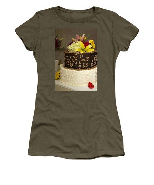 Burns 7386 Women's T-Shirt (Junior Cut) by Alycia Christine