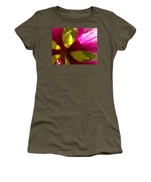 Burst Of Spring Women's T-Shirt