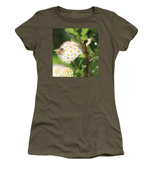 Busy As A Bee Women's T-Shirt (Athletic Fit)