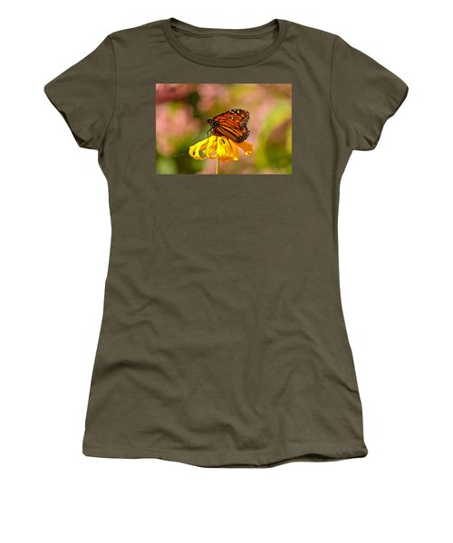 Butterfly Monet Women's T-Shirt