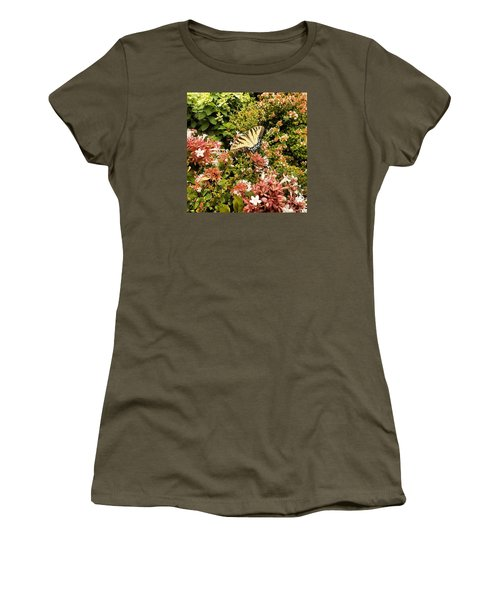 Butterfly...... Open Your Wings And Fly Women's T-Shirt