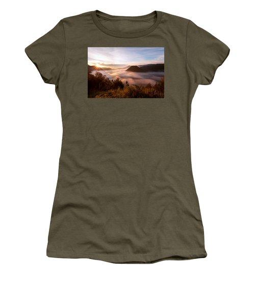 Caldera Sunrise Women's T-Shirt