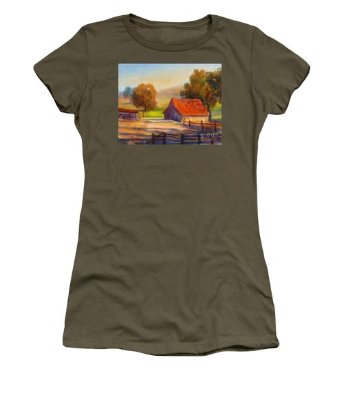 California Barn Women's T-Shirt
